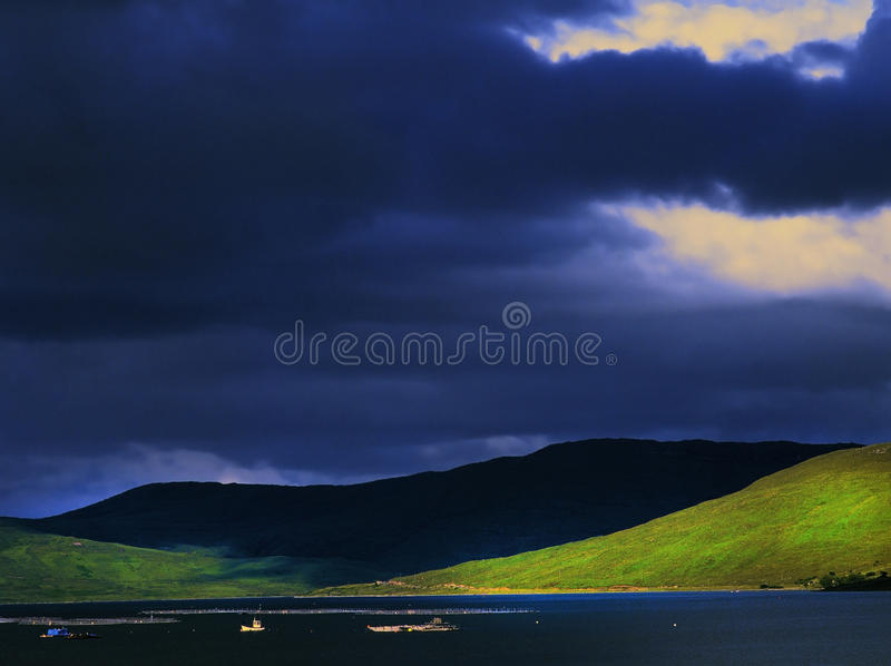 Download Sound of raasay stock photo. Image of hebrides, light - 22804350