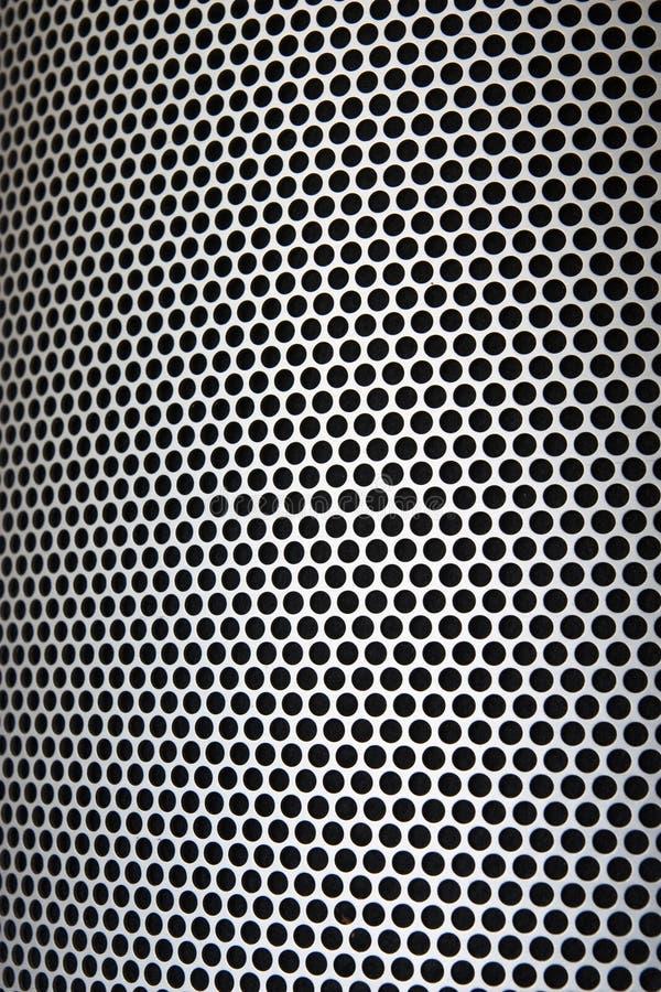 Sound Reflexion Filter Royalty Free Stock Photos