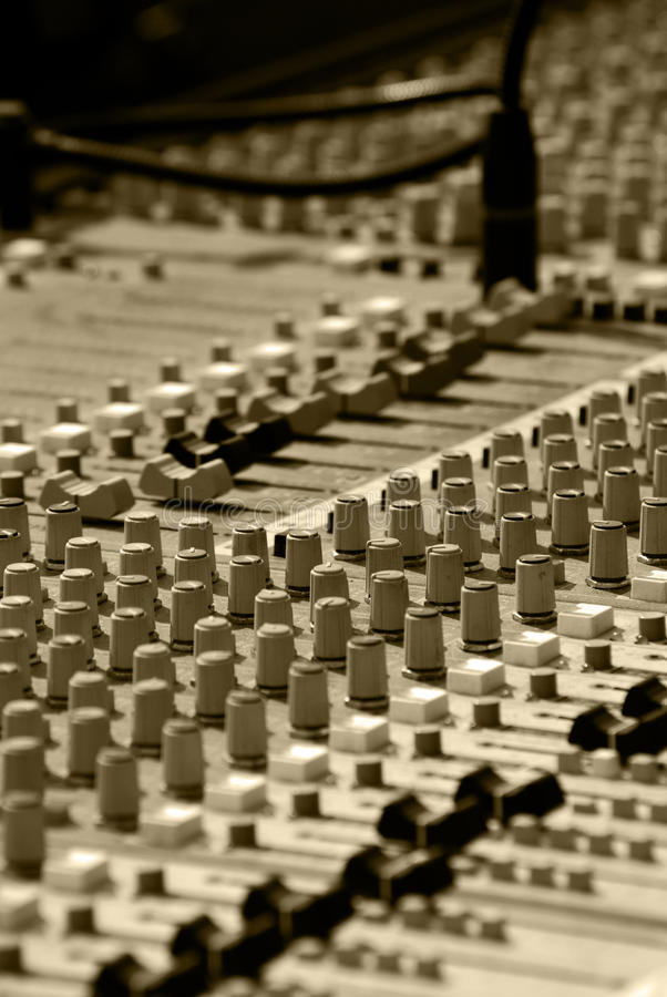 Download Sound Settings stock image. Image of tune, radio, fine - 19897281