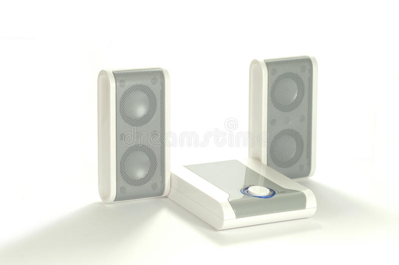 Download Sound Speaker stock illustration. Image of system, three - 21705637