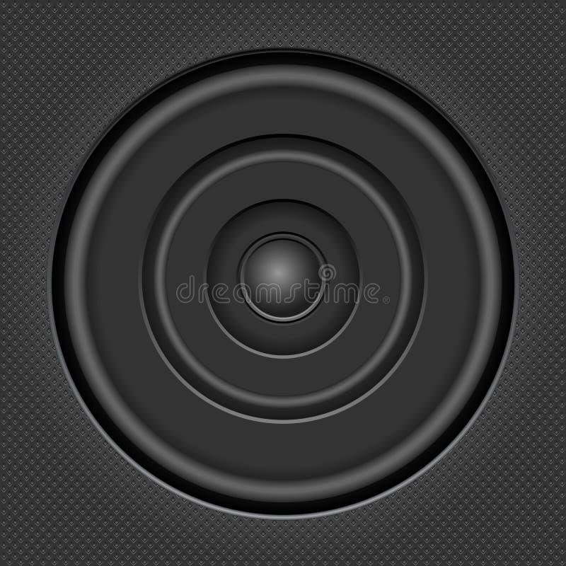 Download Sound speaker stock vector. Illustration of dark, nightlife - 25445299