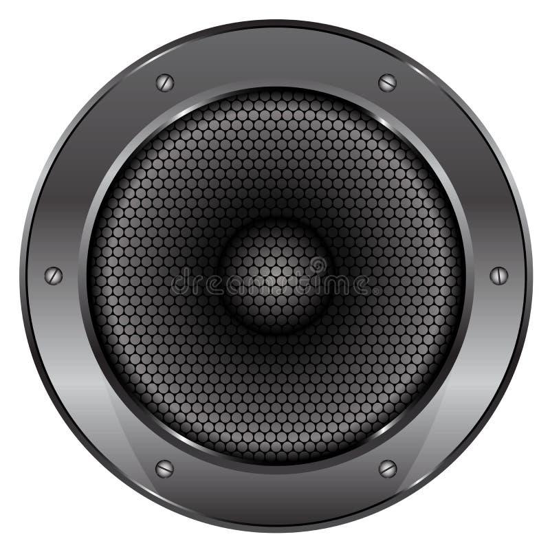 Sound Speaker vector illustration