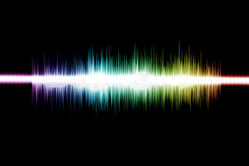Download Sound wave 0003 stock illustration. Image of decibel - 21318108