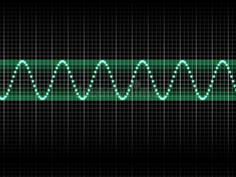 Download Sound Wave stock illustration. Image of graph, background - 11952504