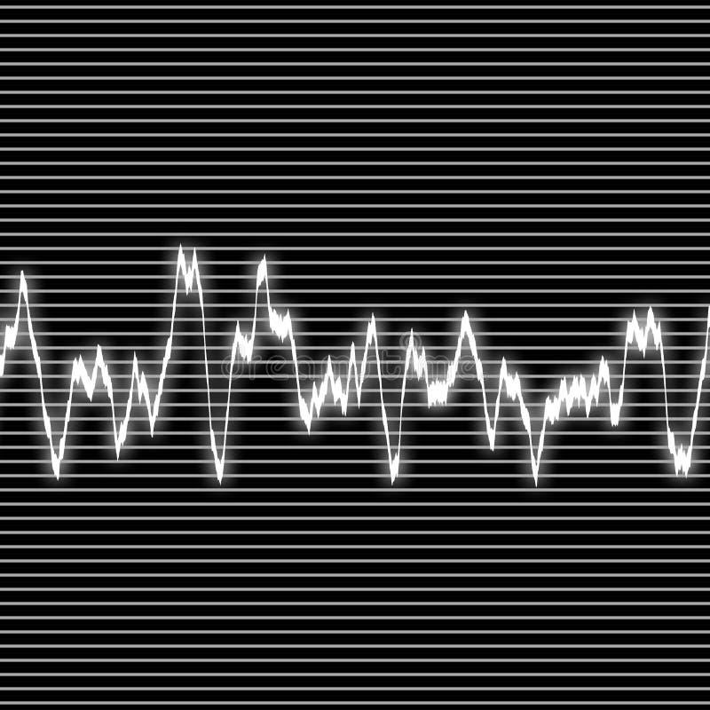 Download Sound wave stock illustration. Image of image, design - 17008792