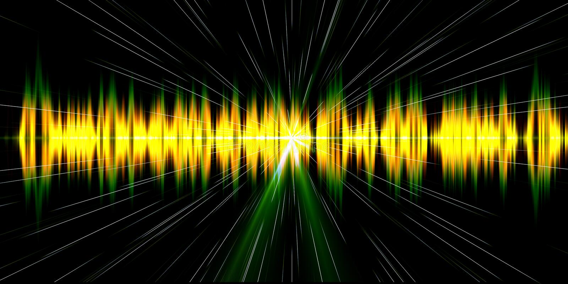 Download Sound wave stock illustration. Image of vocal, mono, volume - 21474873