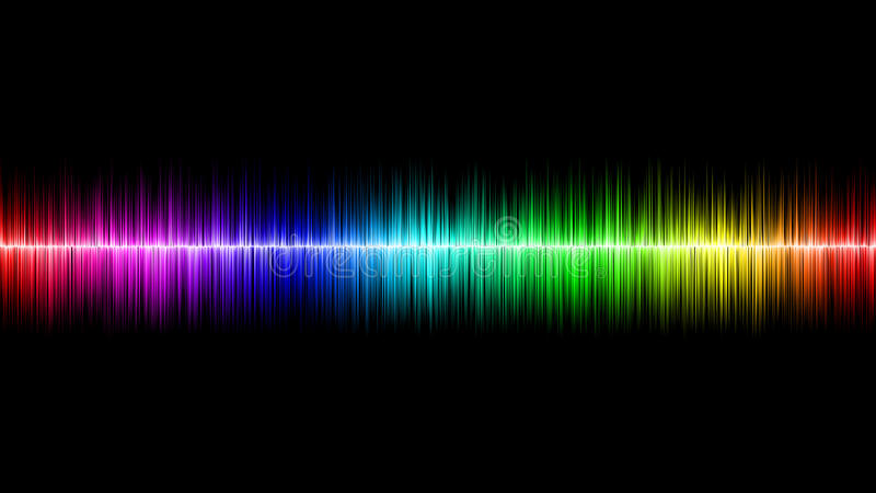 Sound Wave vector illustration