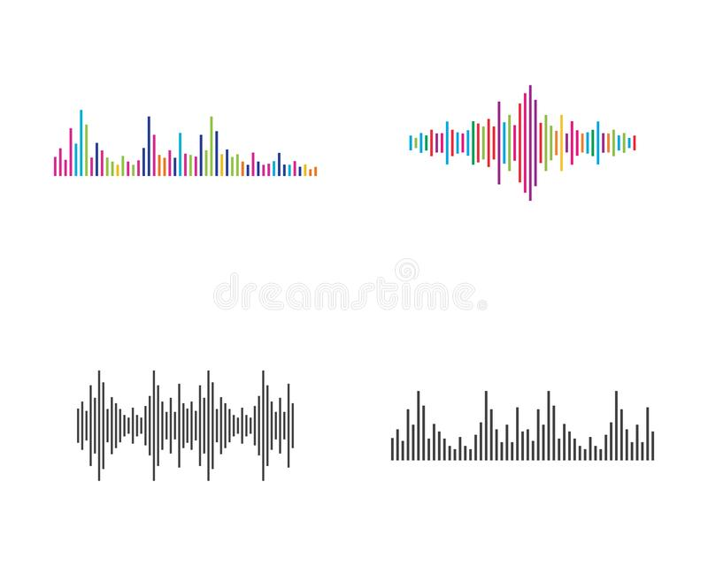 Sound Waves Vector Stock Illustrations – 11,516 Sound Waves
