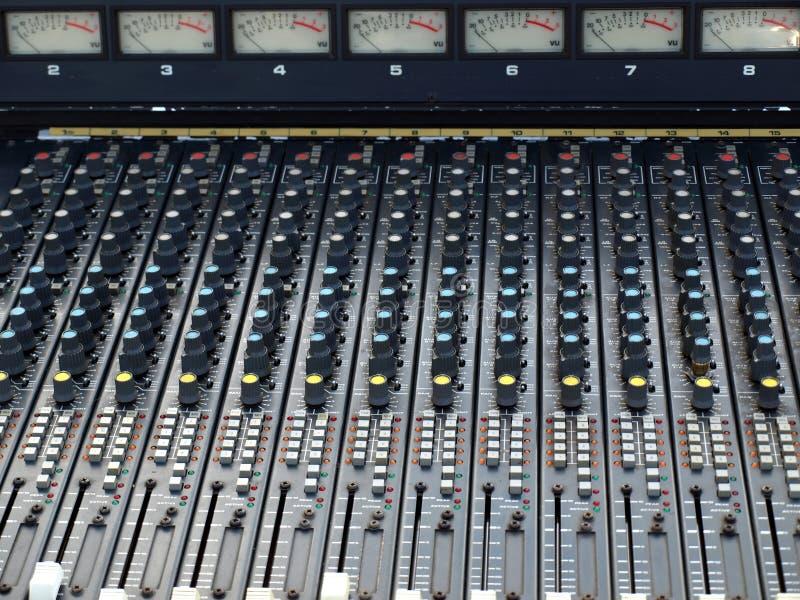 Soundboard foto de stock
