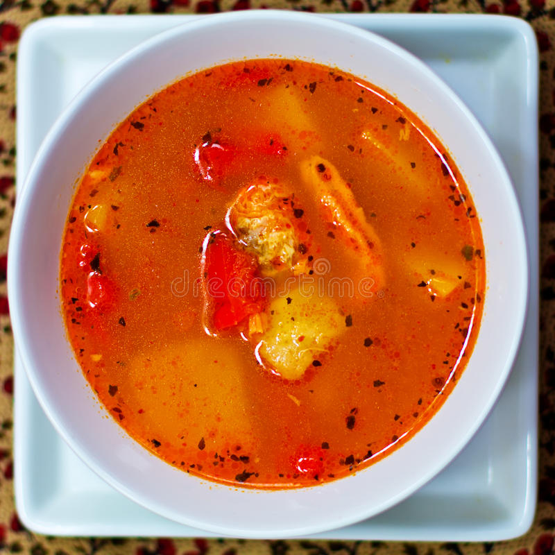 Free Soup Royalty Free Stock Photography - 21381827