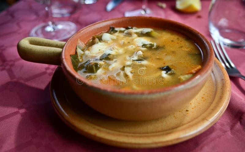 Download Soup stock image. Image of bowl, vegetable, nutrition - 27196357