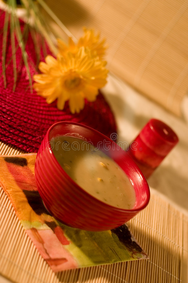 Download Soup Bowl stock image. Image of hungry, sweetcorn, steam - 293875
