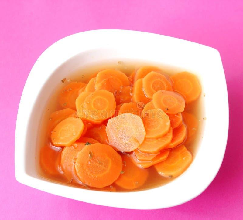 Soup of carrots
