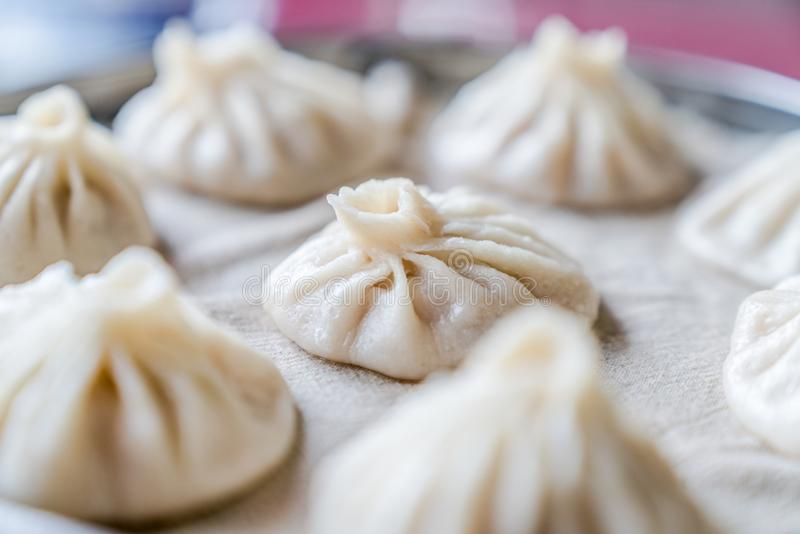 Soup dumplings royalty free stock photography