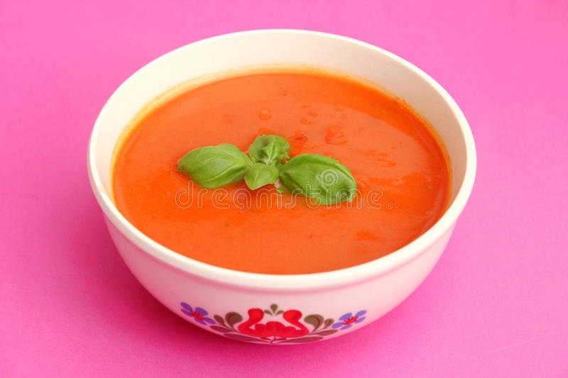 Download Soup of tomatoes stock photo. Image of vitamins, tomatoes - 38938418