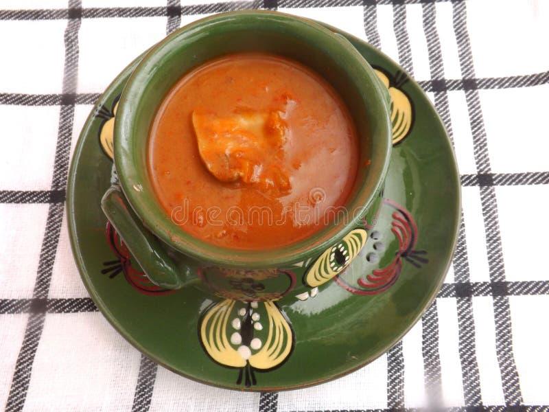 Download Soupe Des Tomates Avec Des Champignons Photo stock - Image du mangez, apéritif: 45362966