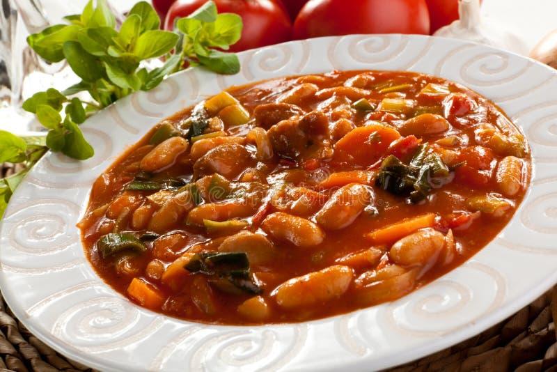 soupgrönsak royaltyfri foto