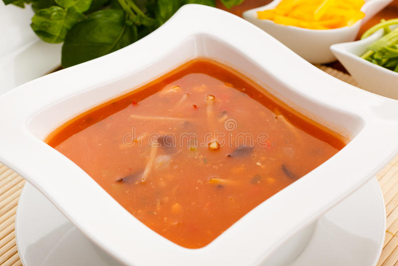 soupgrönsak arkivfoto