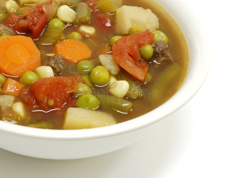 soupgrönsak royaltyfria foton