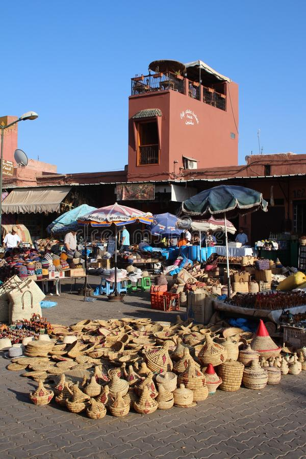 Download Souq In Marrakech, Morocco Editorial Image - Image: 27467505