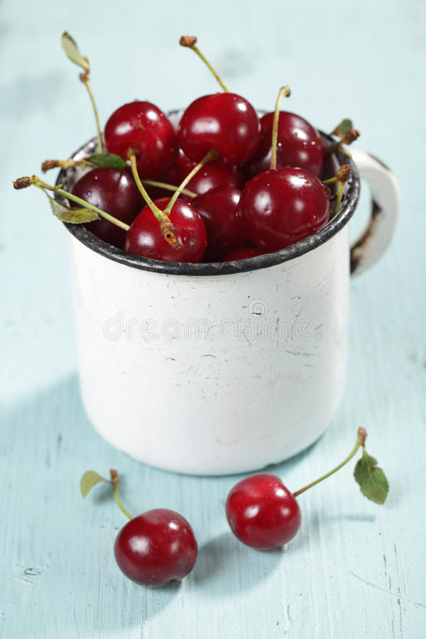 Download Sour cherry stock image. Image of nutrition, macro, healthy - 22098091