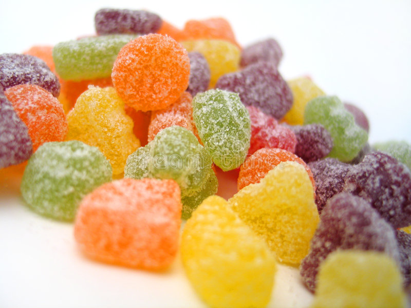 Sour Chews II royalty free stock photography