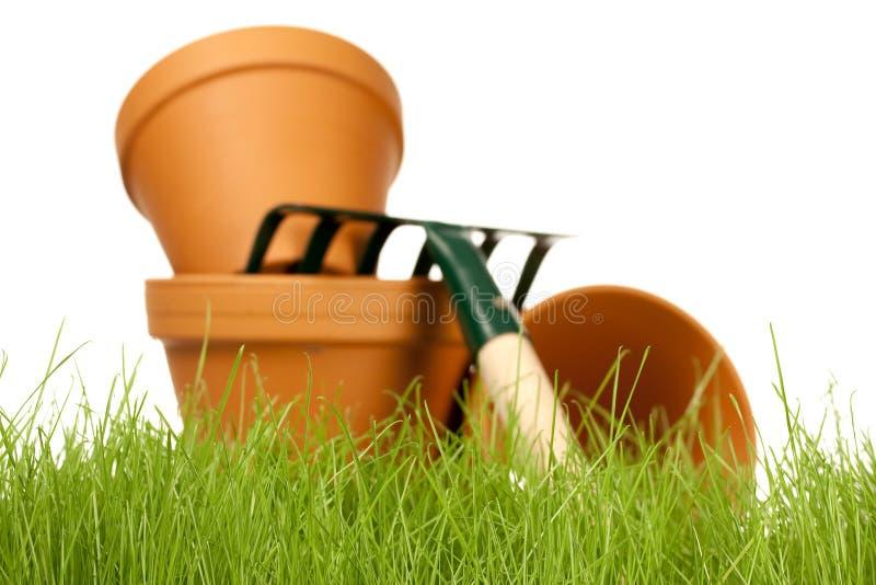 source de jardinage images stock