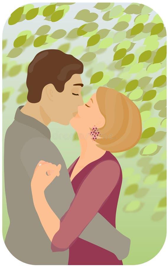 Source Romance illustration libre de droits