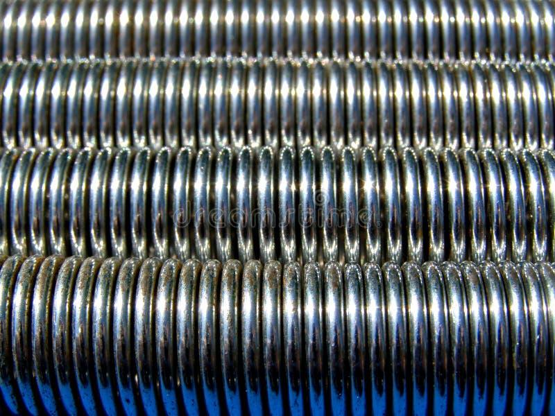 Sources en métal images libres de droits