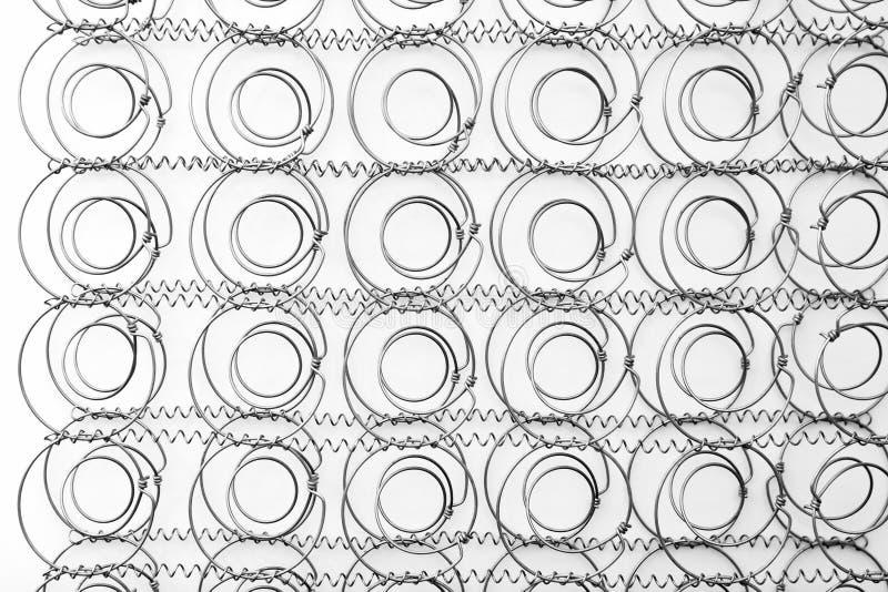 Sources métalliques illustration de vecteur