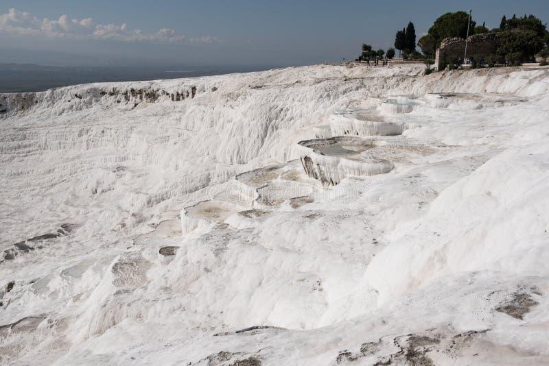 Sources Pamukkale cotton castle is a natural and cultural UNESCO stock photography