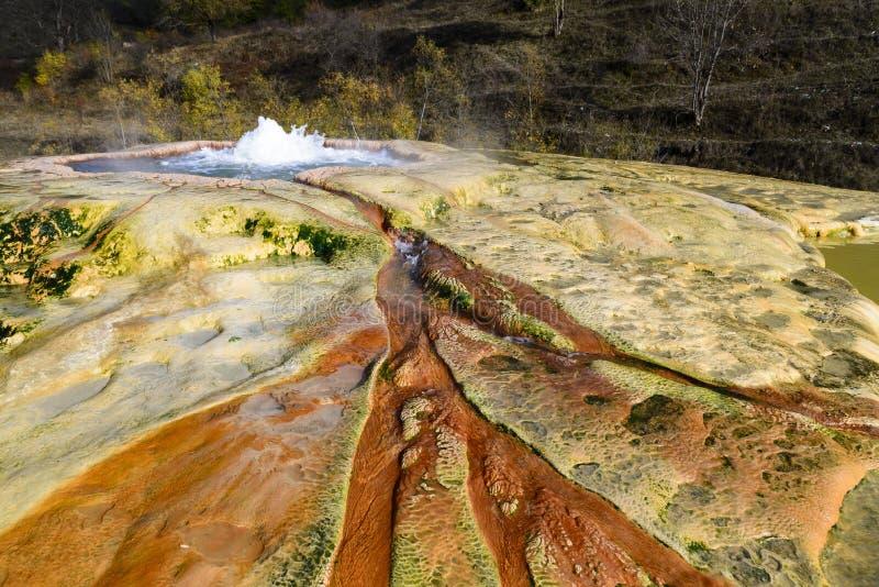 Sources thermales Nagorno Karabakh Republic photo stock