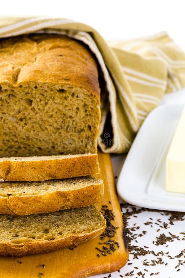 sourdough панорамы хлеба немецкий стоковая фотография