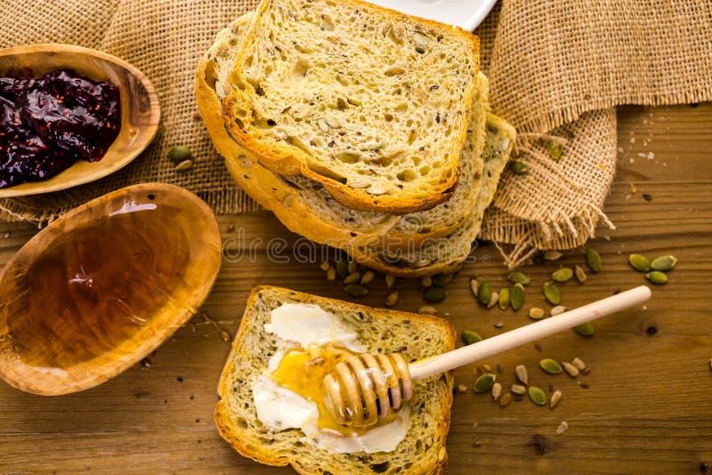 sourdough панорамы хлеба немецкий стоковая фотография rf