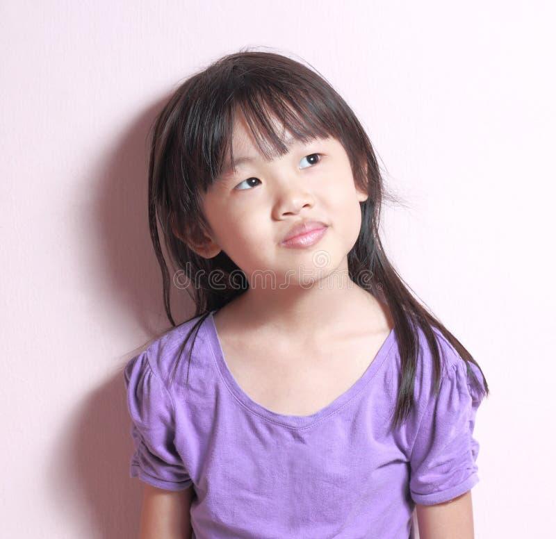 Sourire d'enfant photographie stock libre de droits