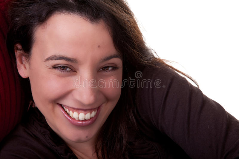 Sourire Toothy Images stock