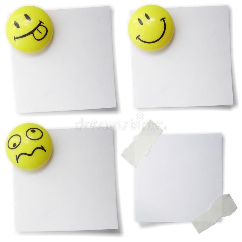 sourires blanc d'espace libre image libre de droits