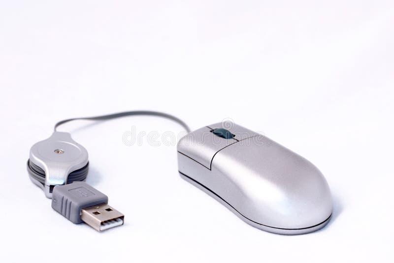 Souris d'USB photos libres de droits