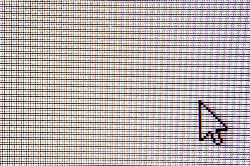 souris de curseur de flèche image stock
