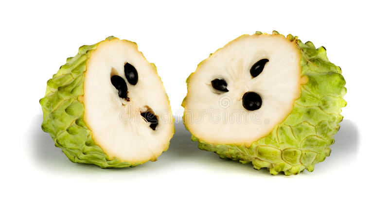 Download Soursop sections stock photo. Image of seed, annona, vitamin - 17104714