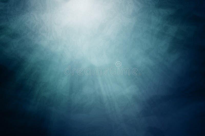 Sous des lumières de l'eau