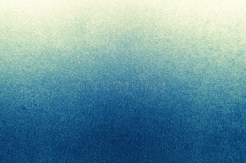 Sous le fond abstrait extérieur de texture de modèle conceptuel de l'eau bleue images libres de droits