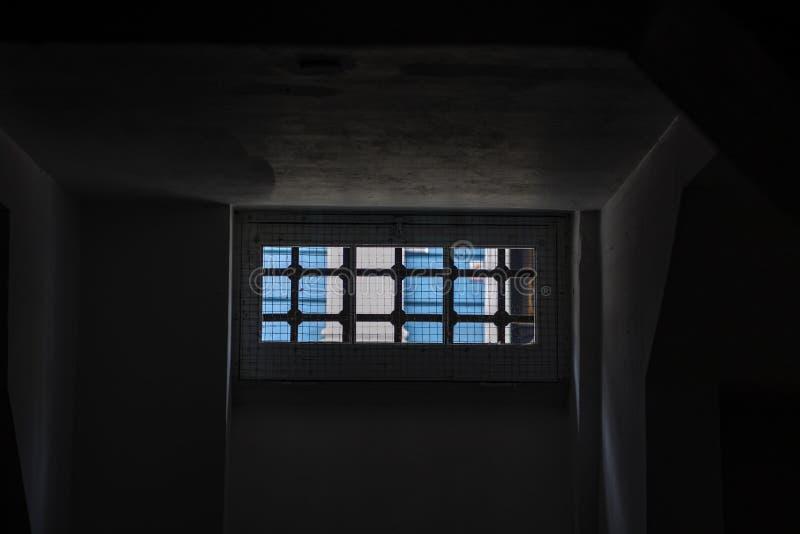 Sous-sol de passage Ronald de galerie de FUGAZ images libres de droits