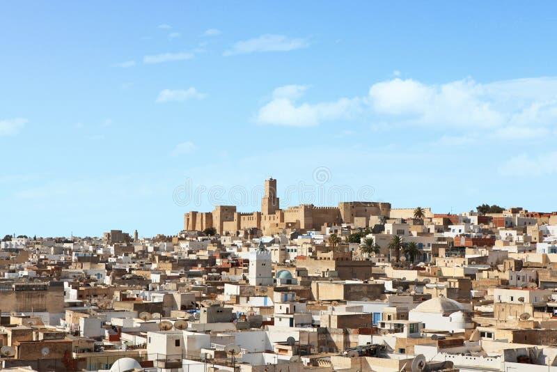 Sousse,突尼斯,非洲Medina  库存图片