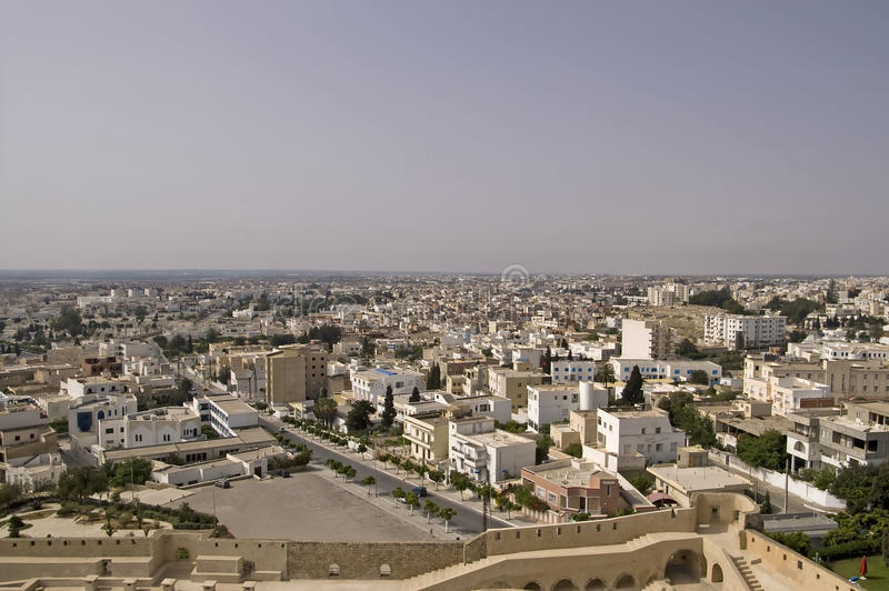 Download Sousse stock photo. Image of arab, huge, cityscape, colors - 14122318