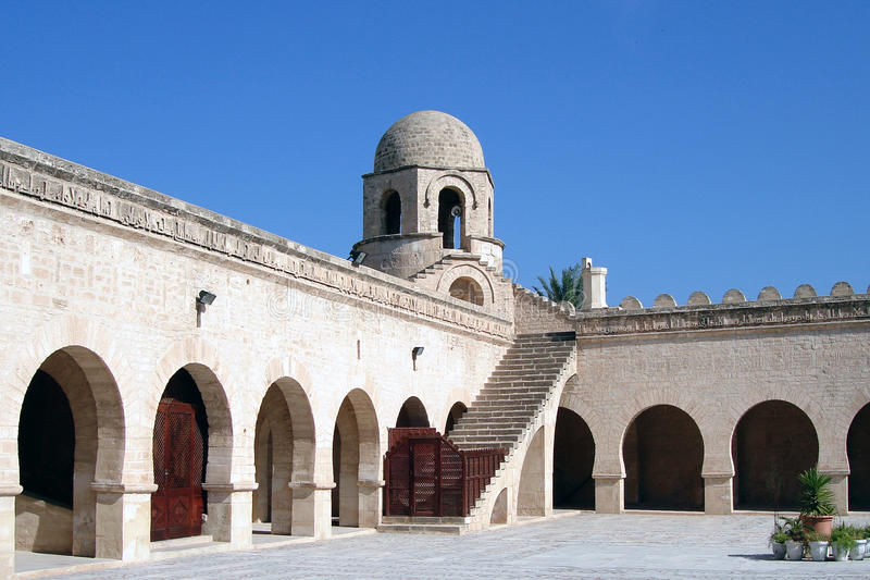 Sousse Tunis fotografia royalty free