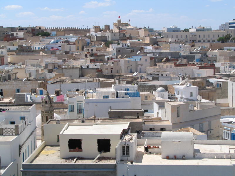 Sousse (Tunisia) fotografie stock
