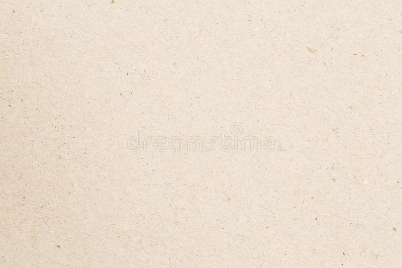 Soustrayez la texture de papier réutilisée pour le fond, la feuille o de carton images libres de droits