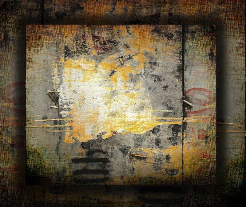 Soustrayez le vieux fond grunge de mur photographie stock libre de droits
