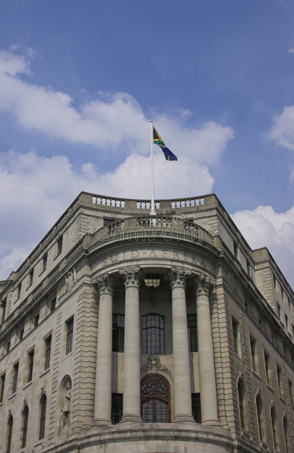Download South Africa Embassy Royalty Free Stock Images - Image: 1021429